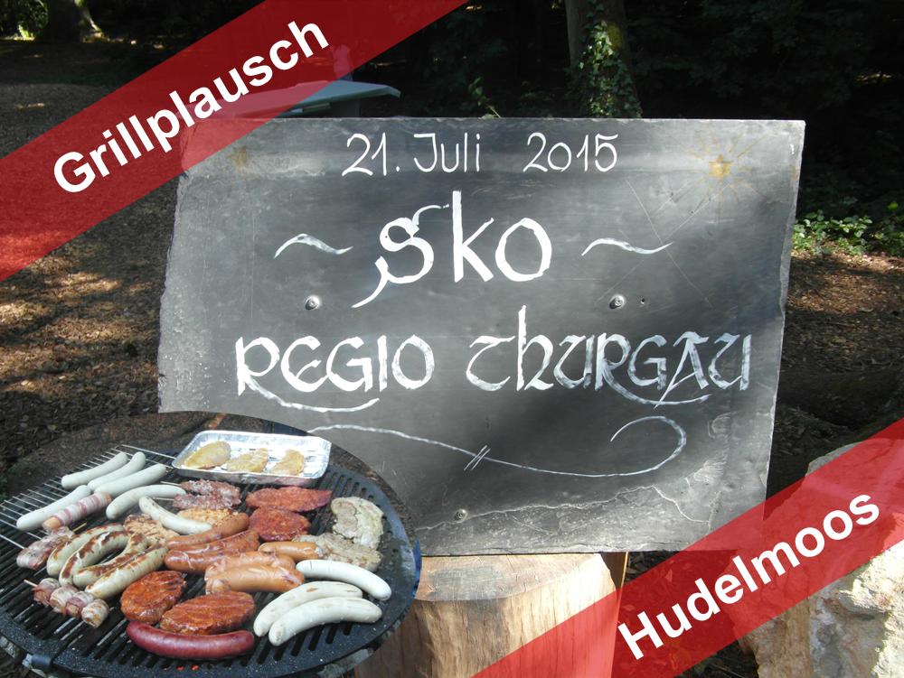 Grillplausch - Hudelmoos
